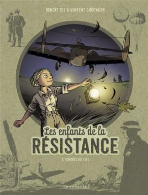 """Afficher """"Les enfants de la résistance n° 7Tombés du ciel"""""""