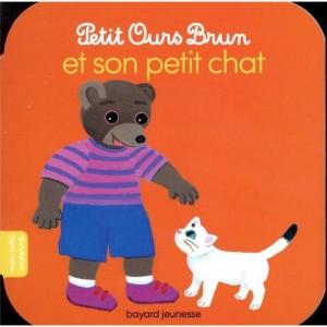 """Afficher """"Petit Ours BrunPetit Ours Brun et son petit chat"""""""