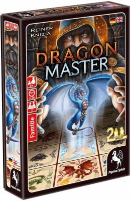 Couverture de Dragon Master