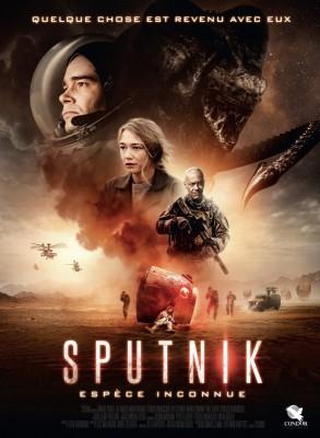 "Afficher ""Sputnik, espèce inconnue"""