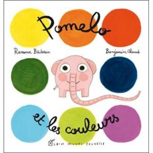 """Afficher """"Pomelo et les couleurs"""""""