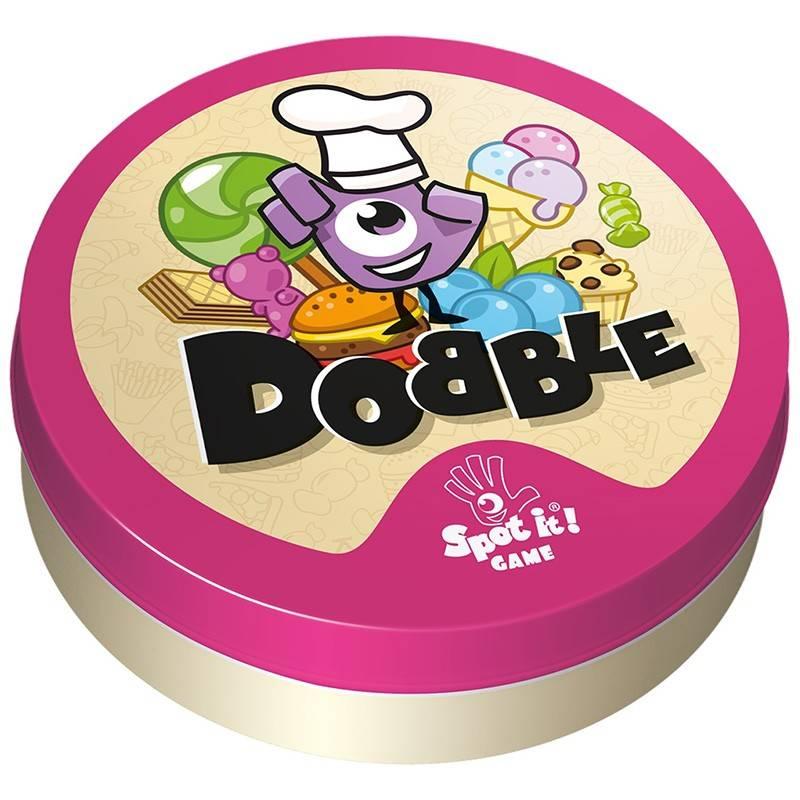 Couverture de Dobble Gourmandise