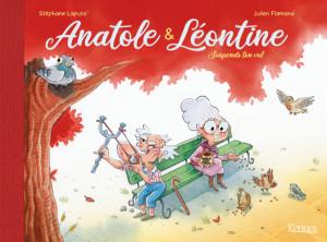 vignette de 'Anatole et Léontine<br />Suspends ton vol (Stéphane Lapuss')'