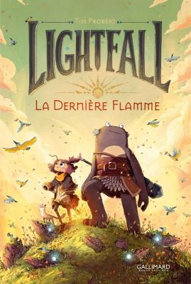 "Afficher ""Lightfall n° 1La dernière flamme"""