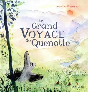 """Afficher """"Le grand voyage de Quenotte"""""""