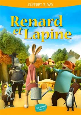 Couverture de Renard et Lapine n° 2 Renard et Lapine 2