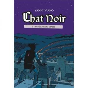 """Afficher """"Chat noir (Tome 3) - Les sillons du Diable"""""""
