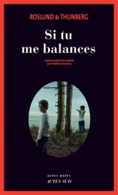 "Afficher ""Si tu me balances"""