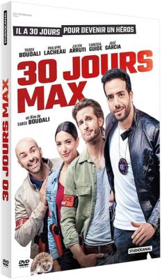 "Afficher ""30 jours max"""