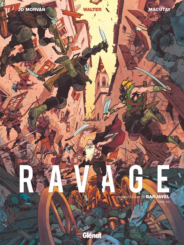 Ravage n° 3