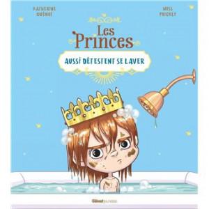 Couverture de Les princes aussi détestent se laver