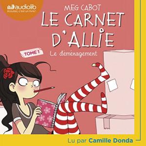 """Afficher """"Le Carnet d'Allie, t. 1 CD"""""""