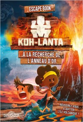 Couverture de Escape book Escape Book , Koh Lanta : L'archipel de tous les dangers