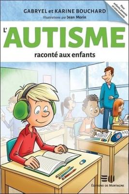 Couverture de L'autisme raconté aux enfants