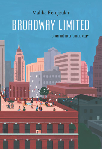Broadway Limited n° 3Une thé avec Grace Kelly
