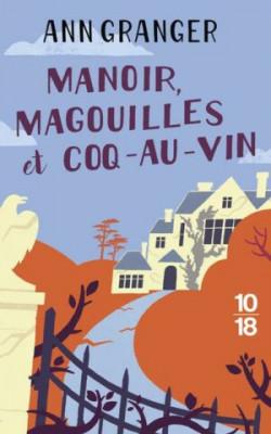"""Afficher """"Manoir, magouilles et coq-au-vin"""""""