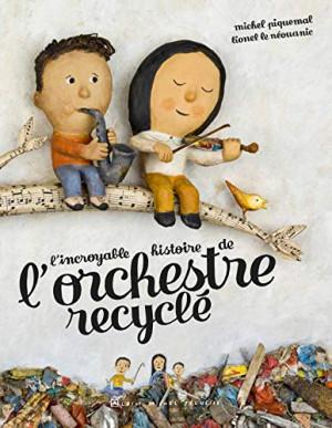 """Afficher """"L'incroyable histoire de l'orchestre recyclé"""""""