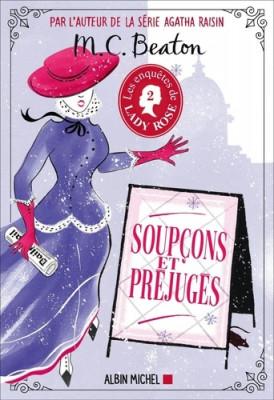 """Afficher """"Les Enquêtes de Lady Rose n° 2Soupçons et préjugés"""""""