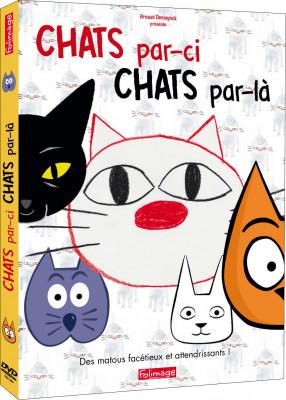 """Afficher """"Chats par-ci, chats par-là"""""""