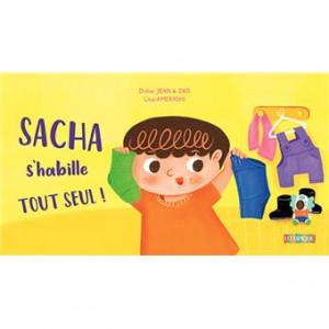 """Afficher """"Sacha s'habille tout seul !"""""""