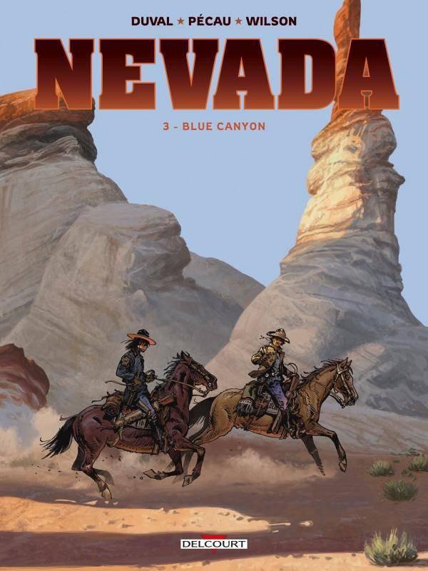 Nevada n° 3Blue Canyon