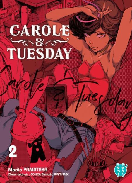Couverture de Carole & Tuesday n° 2