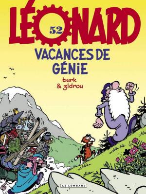 """Afficher """"Léonard n° 52Vacances de génie"""""""