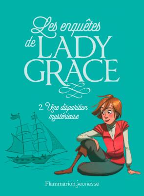 """Afficher """"Les enquêtes de Lady Grace (Tome 2)"""""""