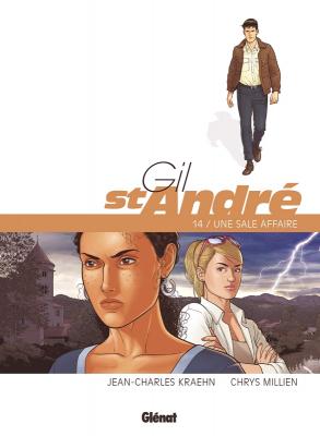 vignette notice Gil St-André n° 14<br />Une sale affaire