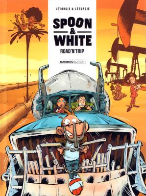 vignette notice Spoon & White n° 9<br />Road'n'trip