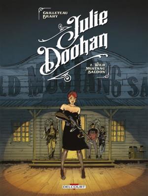 vignette notice Julie Doohan n° 2<br />Wild mustang saloon