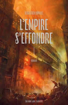 "Afficher ""L'Empire s'effondre n° 1"""