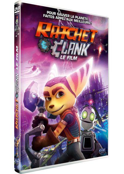 Couverture de Ratchet et Clank - Le film