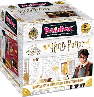 Couverture de Brainbox , Harry Potter