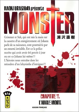 Monster n° 11L'angle mort
