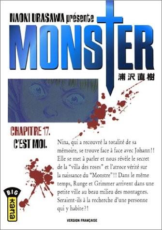 Monster n° 17C'est moi