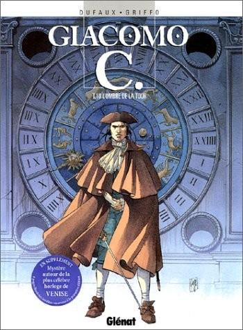 Giacomo C. n° 10 L'ombre de la tour
