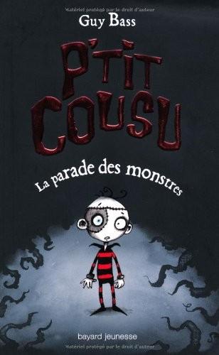 P'tit Cousu n° 1 La parade des monstres