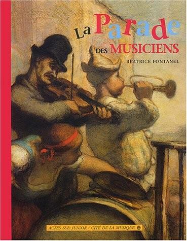 """Afficher """"La parade des musiciens"""""""