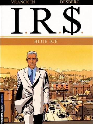 IRS n° 3 Blue ice