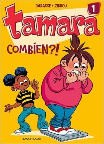 Tamara n° 1 Combien ?!