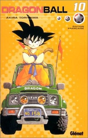 Dragon Ball n° 10 Végéta