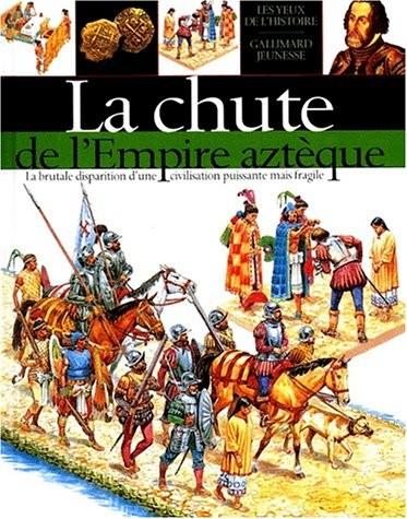 La chute de l'Empire aztèque