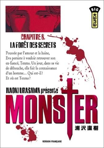 Monster n° 6La forêt des secrets