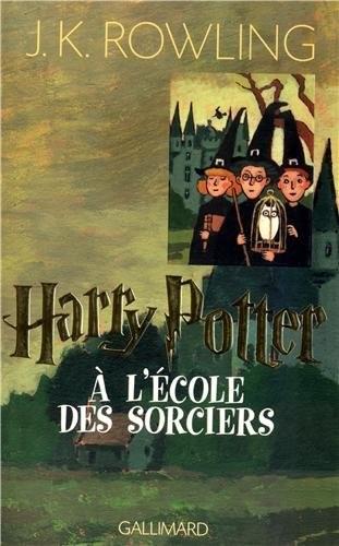Harry Potter n° 01 Harry Potter à l'école des sorciers
