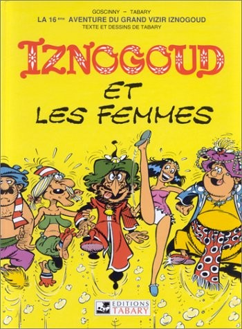 Iznogoud et les femmes