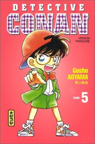 Détective Conan n° 5