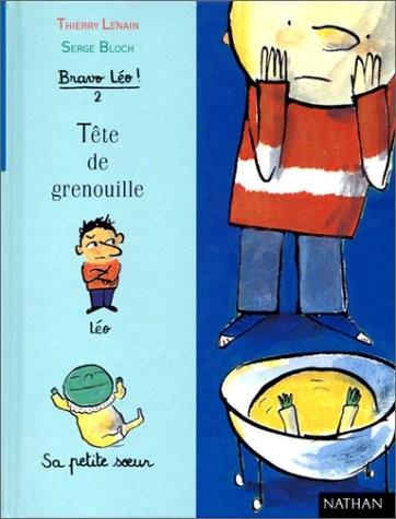 Bravo Léo !. n° 2 Tête de grenouille