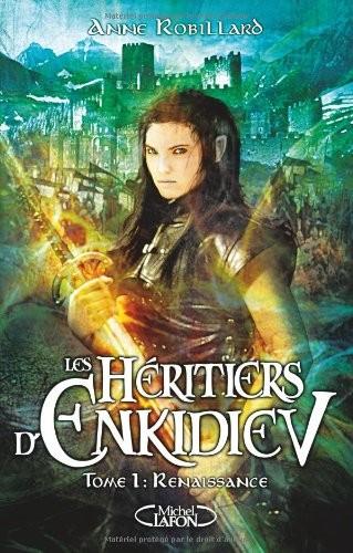 Les Héritiers d'Enkidiev n° 1 Les héritiers d'Enkidiev