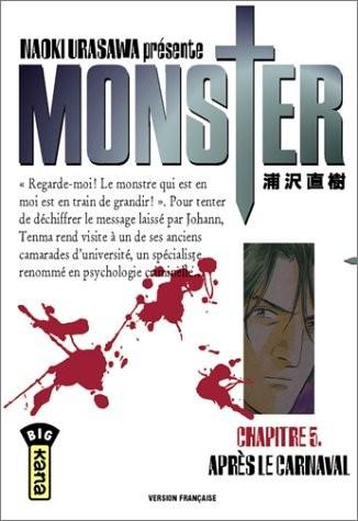 Monster n° 5Après la fête